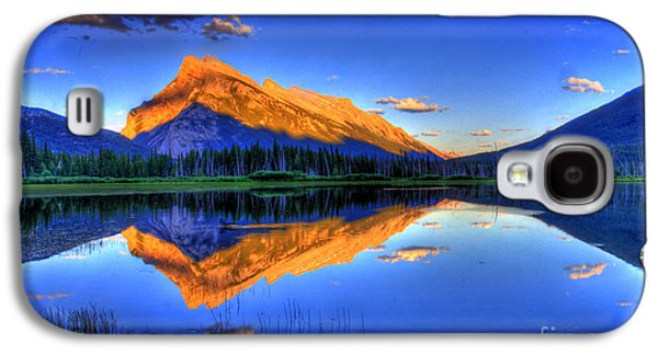 Sunset Galaxy S4 Cases - Lifes Reflections Galaxy S4 Case by Scott Mahon