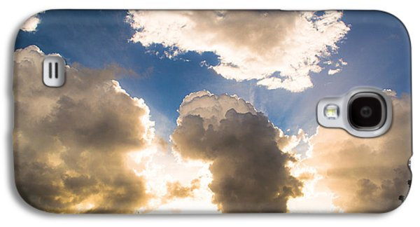 Rare Moments Galaxy S4 Cases - Light from the Heavens Galaxy S4 Case by Parker Cunningham