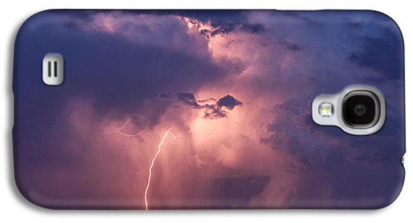 Summer Storm Galaxy S4 Cases - Light from Within Galaxy S4 Case by Darren  White