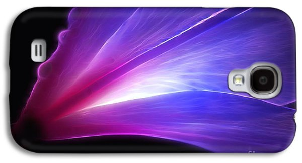 Light Of The Lily Galaxy S4 Case by Krissy Katsimbras