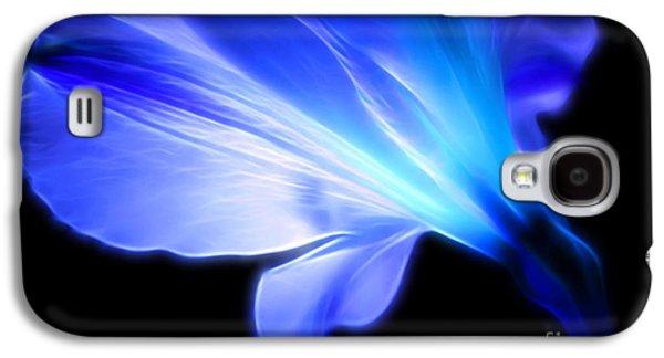 Light Of The Soul Galaxy S4 Case by Krissy Katsimbras