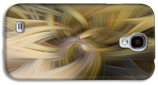 Abstract Digital Art Galaxy S4 Cases - Light Within Galaxy S4 Case by Mark Myhaver