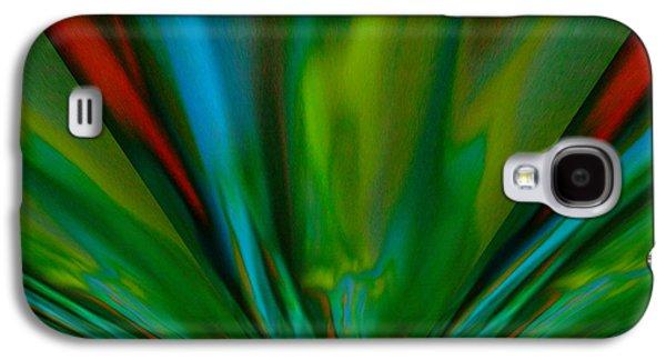 Like Rays Gliding Across The Sky Galaxy S4 Case by Jeff Swan