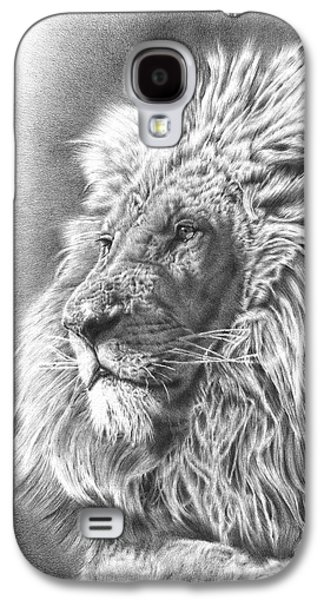 Lion King Galaxy S4 Case by Remrov