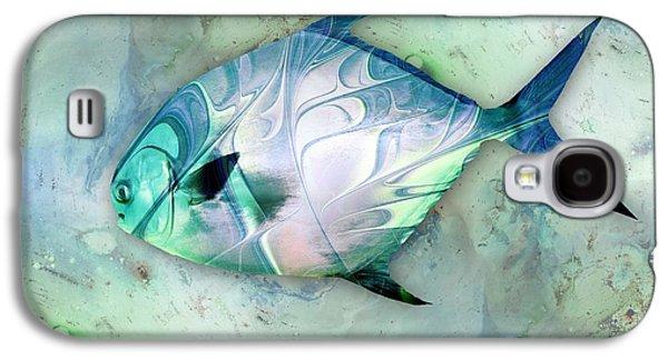 Galaxy S4 Cases - Little Fish Galaxy S4 Case by Anastasiya Malakhova