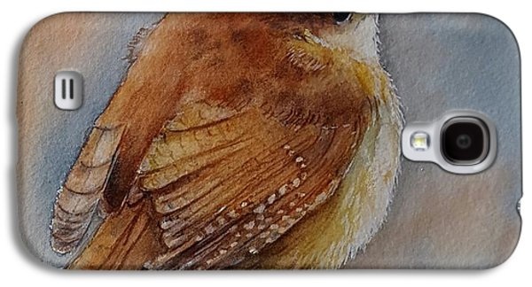 Little Friend Galaxy S4 Case by Patricia Pushaw