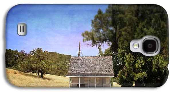 Little House Galaxy S4 Case by Laurie Search