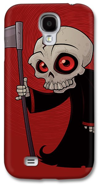 Little Reaper Galaxy S4 Case by John Schwegel