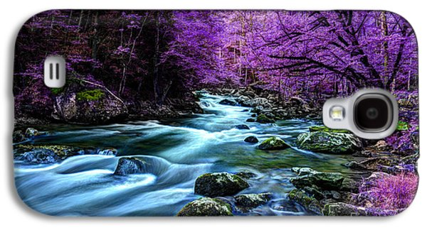 River Scenes Photographs Galaxy S4 Cases - Living In Yesterdays Dream Galaxy S4 Case by Michael Eingle