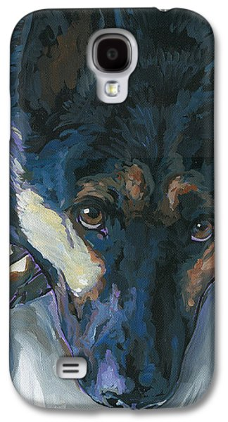 Logan Galaxy S4 Case by Nadi Spencer