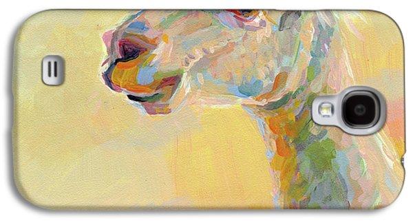 Lolly Llama Galaxy S4 Case by Kimberly Santini