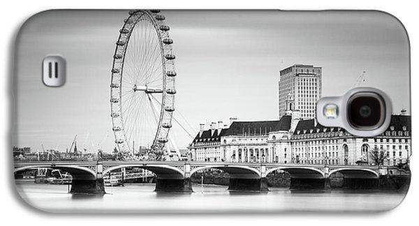 London Eye Galaxy S4 Case by Ivo Kerssemakers