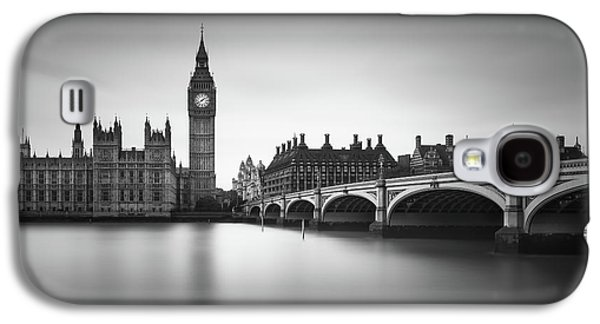 London, Westminster Bridge Galaxy S4 Case by Ivo Kerssemakers