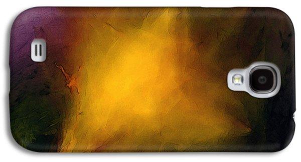 Lone Star Galaxy S4 Case by Karin Kuhlmann