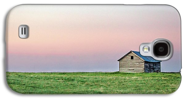 Lonely Old Shed Galaxy S4 Case by Todd Klassy
