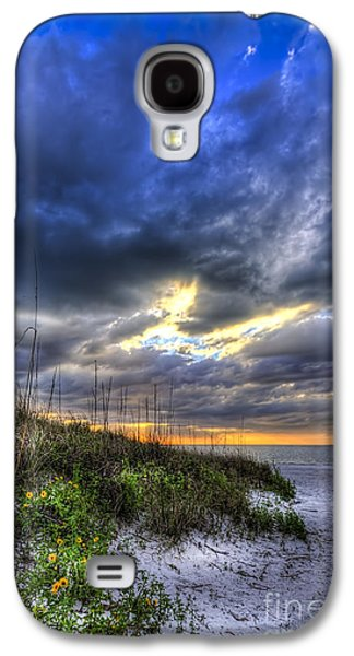 Stormy Weather Galaxy S4 Cases - Looking For You Galaxy S4 Case by Marvin Spates