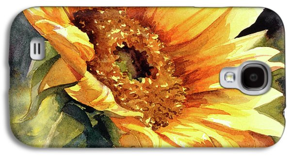 Looking To The Sun Galaxy S4 Case by Bonnie Rinier