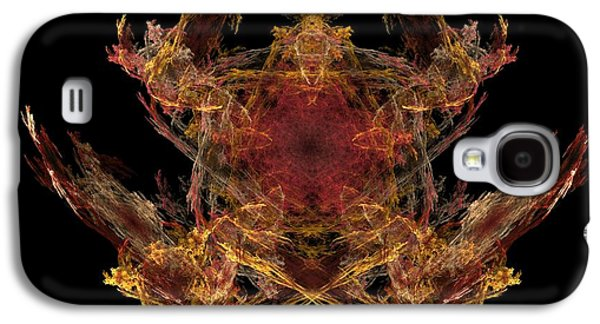 Digital Galaxy S4 Cases - Lord of the Flies Galaxy S4 Case by David Lane