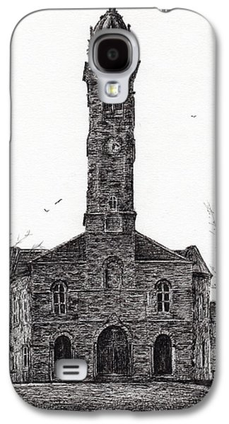 Lorne And Lowland Parish Church Galaxy S4 Case by Vincent Alexander Booth