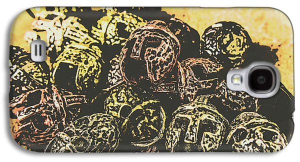 Losses From The Colossus  Galaxy S4 Case by Jorgo Photography - Wall Art Gallery