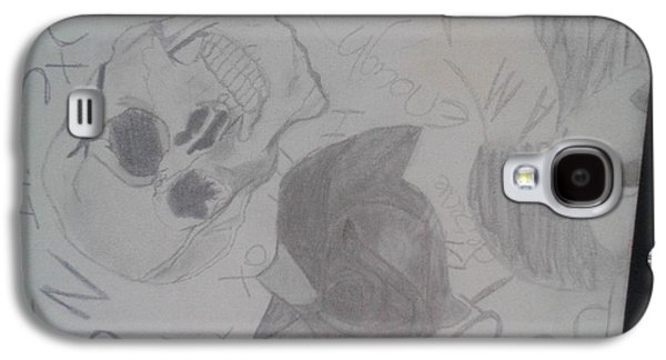 Creepy Pastels Galaxy S4 Cases - Lost Dead Galaxy S4 Case by Destiny Worley
