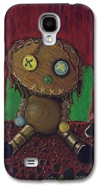 Green Galaxy S4 Cases - Lost Doll Galaxy S4 Case by Regina Jeffers