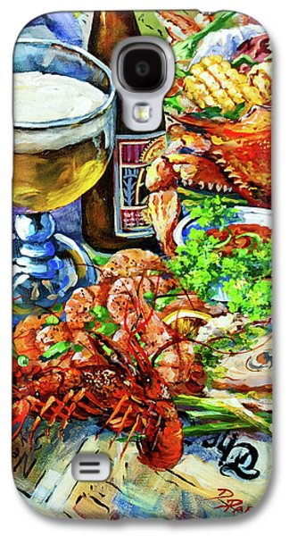 Dine Galaxy S4 Cases - Louisiana 4 Seasons Galaxy S4 Case by Dianne Parks