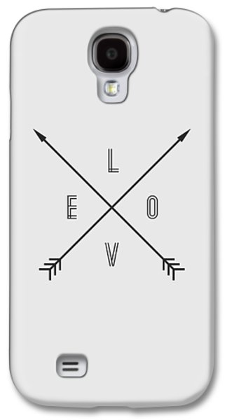 Love Compass Galaxy S4 Case by Taylan Soyturk