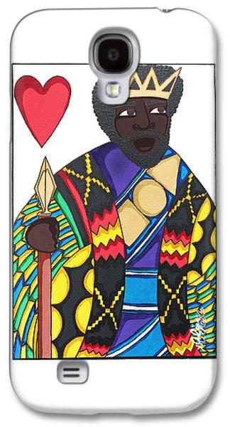 Love King Galaxy S4 Case by Aliya Michelle