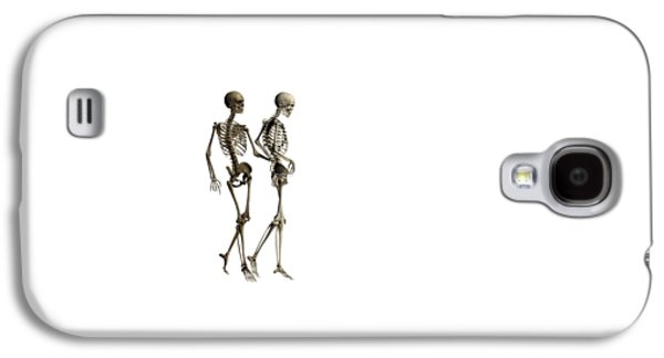 Love Remains Galaxy S4 Case by Betsy C Knapp