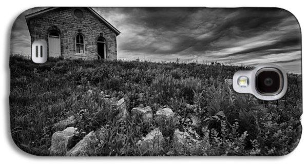 Lower Fox Creek Schoolhouse Galaxy S4 Case by Rick Berk