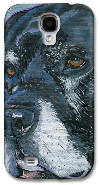 Lucy Galaxy S4 Case by Nadi Spencer