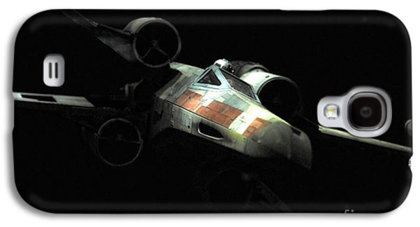 Luke's Original X-wing Galaxy S4 Case by Micah May