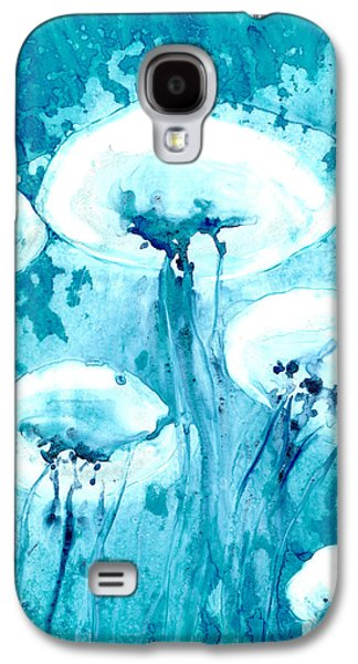 Plankton Galaxy S4 Cases - Luminous Galaxy S4 Case by Brazen Edwards