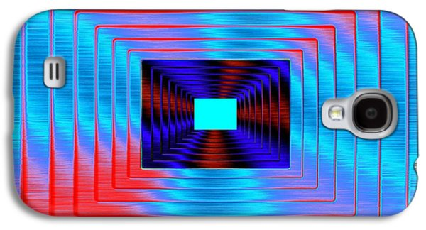 Will Power Galaxy S4 Cases - Luminous Energy 17 Galaxy S4 Case by Will Borden