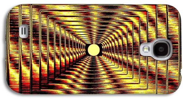 Will Power Galaxy S4 Cases - Luminous Energy 2 Galaxy S4 Case by Will Borden