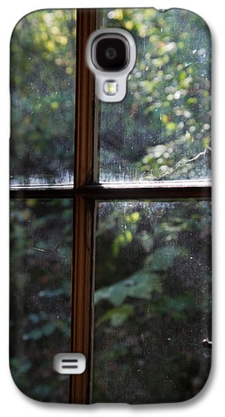 Cabin Window Galaxy S4 Cases - Lush Cabin View Galaxy S4 Case by MaJoR  Images