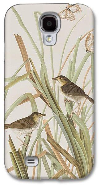 Macgillivray's Finch  Galaxy S4 Case by John James Audubon