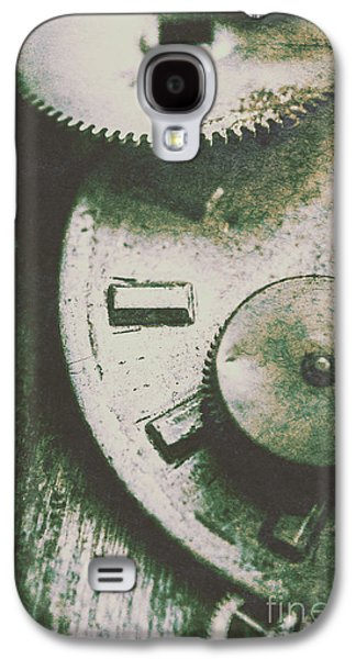 Machinery From The Industrial Age Galaxy S4 Case by Jorgo Photography - Wall Art Gallery