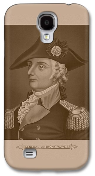 Mad Anthony Wayne Galaxy S4 Case by War Is Hell Store