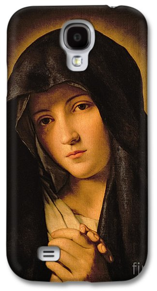 Religious Galaxy S4 Cases - Madonna Galaxy S4 Case by Il Sassoferrato