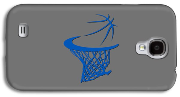 Fantasy Photographs Galaxy S4 Cases - Magic Basketball Hoop Galaxy S4 Case by Joe Hamilton