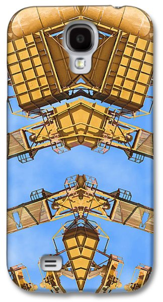 Photo Manipulation Galaxy S4 Cases - Magical Machinery 2 Galaxy S4 Case by Wendy J St Christopher