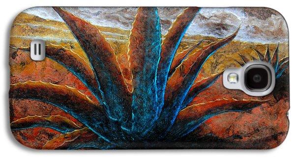 Handmade Galaxy S4 Cases - Maguey Galaxy S4 Case by Jose Espinoza