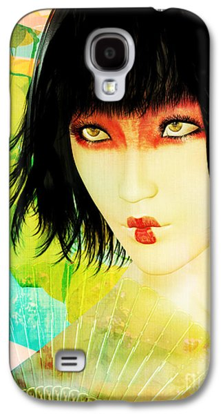 Maiko Galaxy S4 Case by Shanina Conway