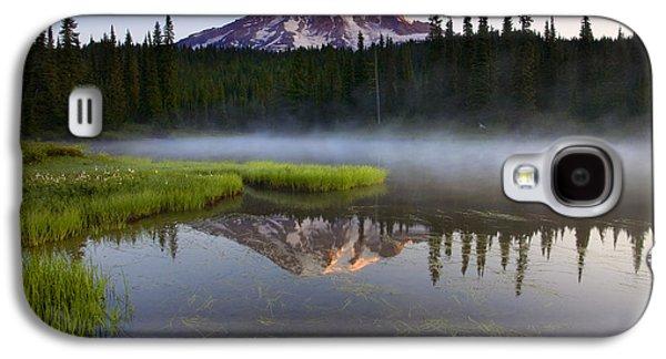 Majestic Dawn Galaxy S4 Case by Mike  Dawson