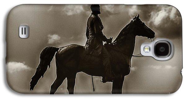 Major General George Meade Galaxy S4 Case by John Haldane