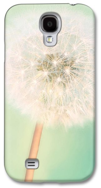 Make A Wish - Square Version Galaxy S4 Case by Amy Tyler
