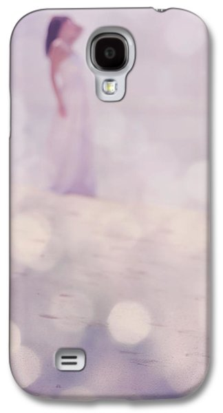 Girl Galaxy S4 Cases - Make Your Dream Come True Galaxy S4 Case by Jenny Rainbow