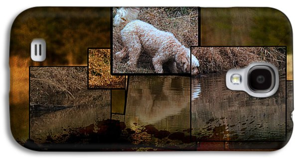 Puppy Digital Galaxy S4 Cases - Make Your Life Happen Galaxy S4 Case by Sandra Clark